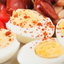 Boiled Chicken Eggs